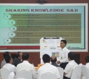 Sharing Knowledge S & D