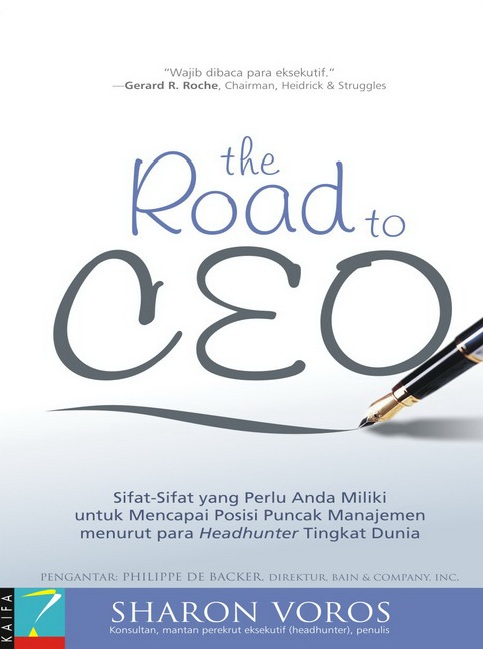 Road to CEO