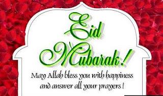 muhsin budiono : Eid Mubarak