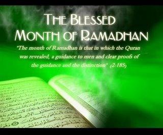 RMB : Ramadhan