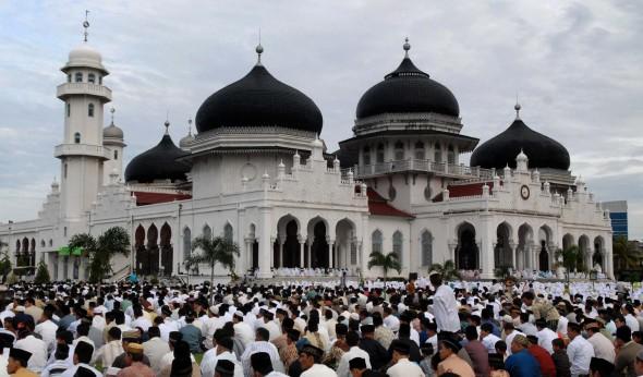 muhsin-budiono : Shalat Id di Aceh