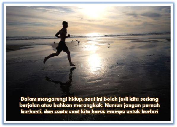 Mampu Berlari