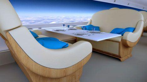 jendela pesawat supersonic