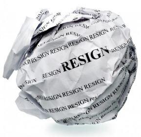 Resign 2