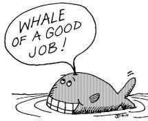 whale job