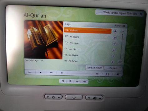 AVOD baru Al Quran Jumlah Lagu 114