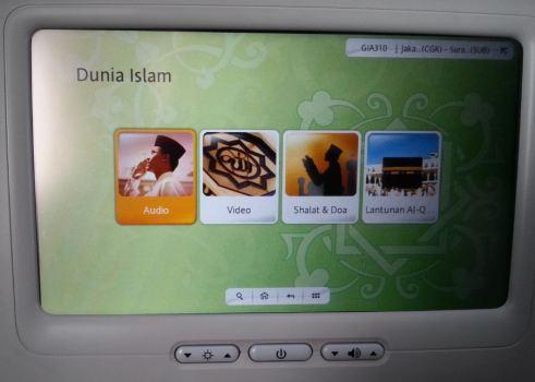 Dunia Islam halaman depan